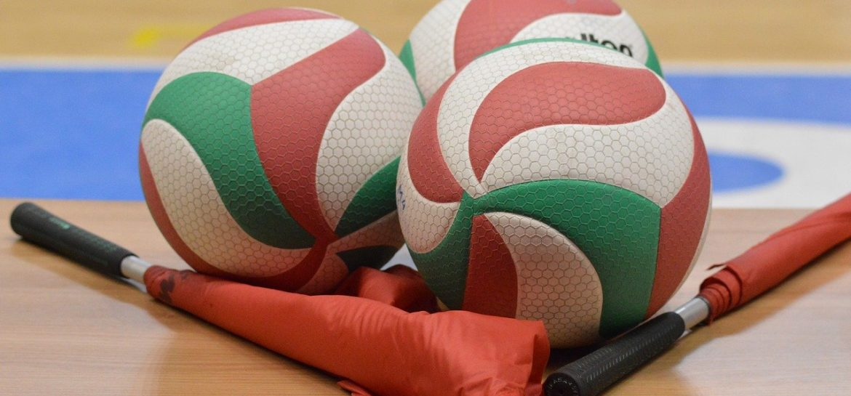 ćwiczenia z piłką siatkową