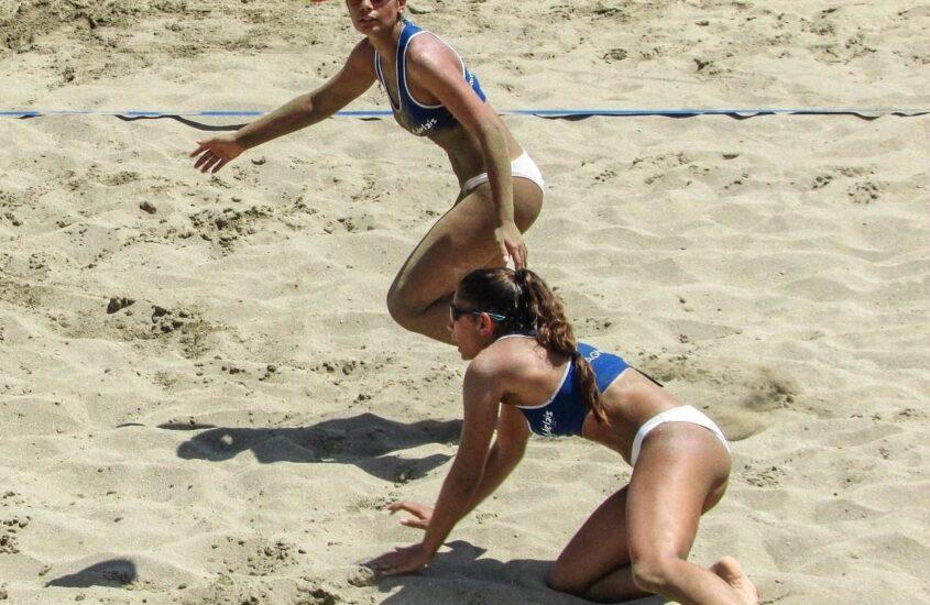 Medalistki mistrzostw Europy. Najlepsze polskie siatkarki plażowe