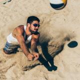 siatka plażowa zasady