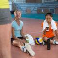 trening siatkówki