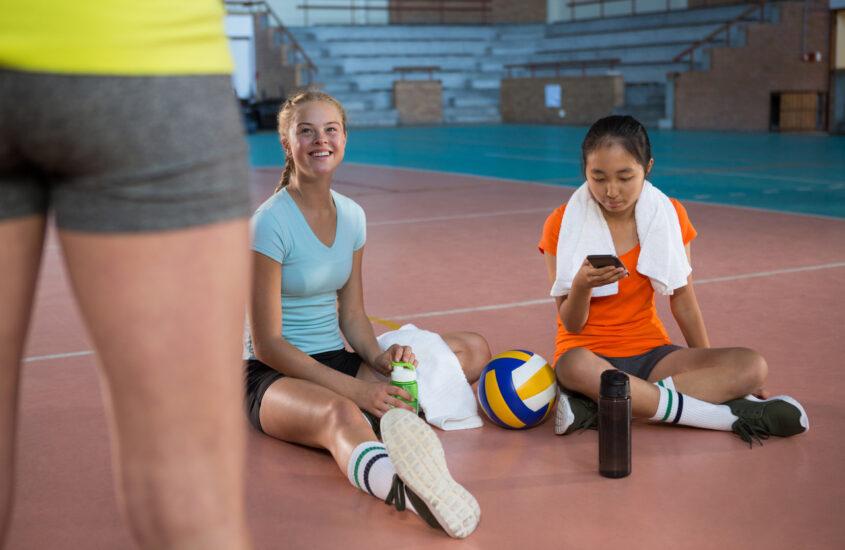 Trening siatkówki dla dzieci, czyli Siatkarskie Ośrodki Szkolne