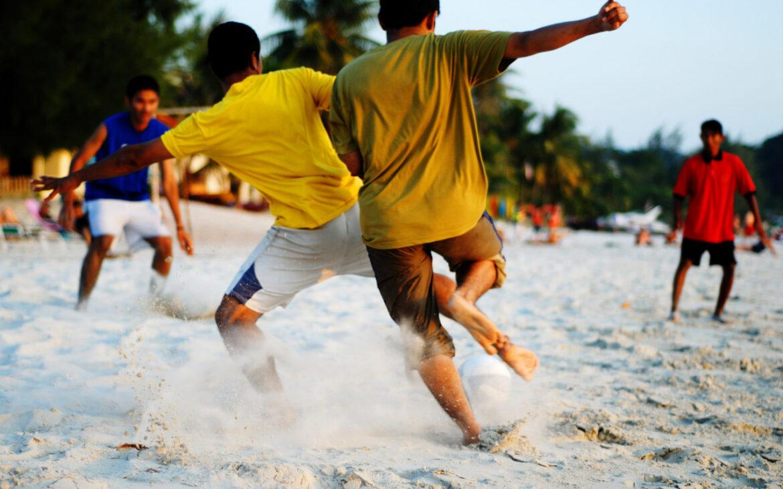 Konkurenci siatkówki. Najpopularniejsze sporty plażowe