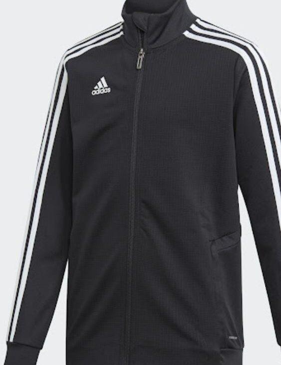 męska bluza adidas treningowa czarna